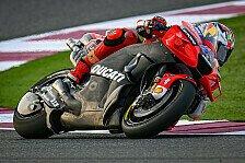 Ducati selbstbewusst: Favorit beim MotoGP-Auftakt in Katar?