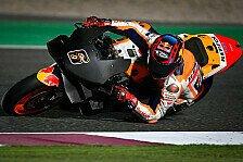 Stefan Bradl nach MotoGP-Test: Gegen Ende schwierige Momente