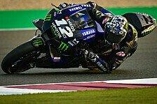 MotoGP Katar 2021: Maverick Vinales im 4. Training voran