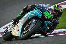 MotoGP Katar: Morbidelli führt FP1 an, prominente Sturzopfer