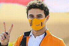 Lando Norris erklärt frühen McLaren-Vertrag: WM-Titel Endziel