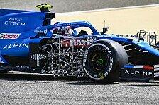 Formel 1 2021: Testfahrten in Bahrain - Technik