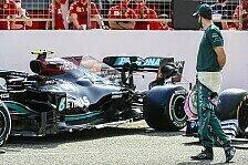 Wolff schweigt über Token: Formel 1 ist Krieg um Informationen