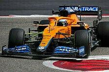 Ricciardo glänzt mit Bestzeiten: Aber keine Einheit mit McLaren
