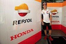 Marc Marquez offiziell rennfit: Große Erwartungen von Honda