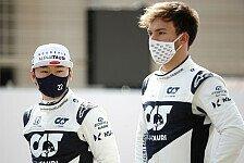 Formel 1 - Video: Formel 1, Gasly & Tsunoda: Deshalb wollten sie F1-Fahrer werden
