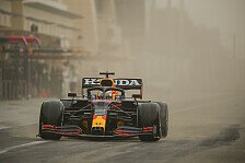 Formel 1, Bahrain-Testfahrten: Verstappen-Bestzeit im Sandsturm
