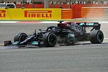 Formel-1-Test Bahrain 2021: 2. Testtag, Team für Team