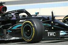 Hamilton nimmt Bahrain-Test locker: Sorgen verhindern Lösungen