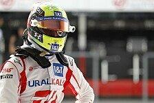 Formel 1: Danner fürchtet Motivationsmangel bei Mick Schumacher