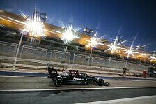 Formel 1, Bahrain-Testfahrten: Bottas mit Bestzeit, Vettel K.o.