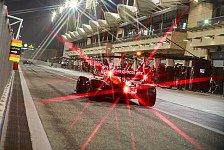 Formel 1, Testfahrten 2021: Alle Zahlen & Stand nach Tag 2