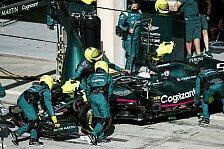 Formel 1, Vettel im Technik-Pech: Vor 10 Jahren Panik geschoben