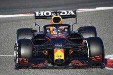 Formel 1 2021: Testfahrten in Bahrain - Sonntag
