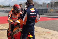 Marc Marquez arbeitet an Comeback: Test in Barcelona