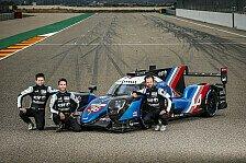 WEC, Saison 2021: Alpine präsentiert seinen LMP1-Boliden A480