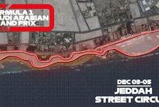Formel 1 in Saudi-Arabien: Streckenlayout für neues Rennen fix