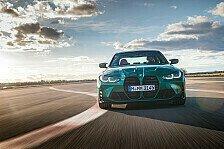 Der neue BMW M3 - vielleicht der letzte seiner Art