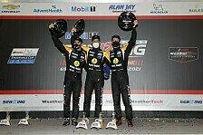 Sebring 12h 2021: Cadillac feiert Sieg, Horrorcrash in der LMP2
