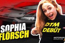 DTM war richtiger Schritt: Sophia Flörsch im Exklusiv-Interview