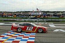 NASCAR 2021 Atlanta: Blaney bezwingt Larson im Endspurt