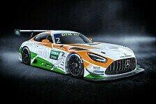 DTM 2021: GetSpeed-Mercedes startet mit Arjun Maini