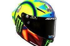 Valentino Rossi: Das neue Design seines MotoGP-Helms