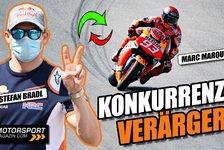 MotoGP - Video: Bradl statt Marc Marquez: Honda verärgert MotoGP-Konkurrenz