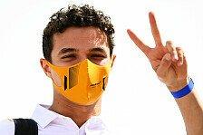 Formel 1 Bahrain - Norris P4: McLaren gelingt Auftakt nach Maß