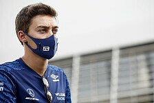 Russell freut sich über Williams-Umsturz: Endlich weniger Chaos