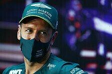 Formel 1, Sebastian Vettel: Im Aston Martin sofort wohl gefühlt