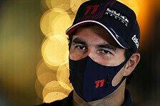 Formel 1, Perez ohne Ausreden: Pleite im ersten Red-Bull-Quali