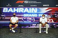 Hamilton und Bottas vor Formel-1-Start besorgt: Mercedes hinten
