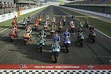 MotoGP - Das gesamte Starterfeld für die Saison 2022