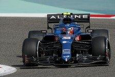 Formel 1 - Imola: Alpine mit Upgrades gegen Punkteflaute