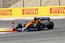 Formel 1 - Lando Norris: Musste mich 2021 an McLaren anpassen