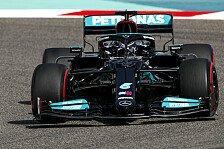Formel 1 Business-News 2021: Mercedes mit Teamviewer am Start