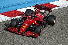 Formel 1, Sainz: Ferrari zurück auf die Siegerstraße führen