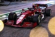 Formel 1, Ferrari unerwartet schnell: Sainz entzückt Binotto