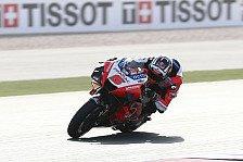 MotoGP Katar: Johann Zarco entscheidet Warm-Up für sich
