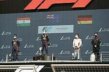 Formel 2: David Beckmann bei F2-Debüt auf Podium
