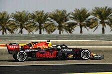 Formel 1 Bahrain, Verstappen dominiert Qualifying-Generalprobe