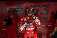 MotoGP: Ducatis Reifenpoker endet im Titel-Frust