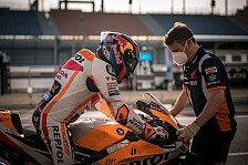 MotoGP: Stefan Bradl erneut von Test-Aufgaben ausgebremst