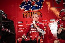 MotoGP: Lorenzo kritisiert Miller nach Manöver gegen Mir