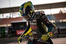 Valentino Rossi am Tiefpunkt: Vorletzter im Qualifying