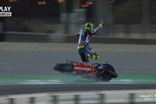 Moto2-Crashes: Bereits drei Verletzte beim Saisonstart