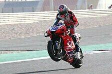 MotoGP: Die besten Bilder vom Samstag in Katar