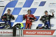 MotoGP Katar 2021: Die Stimmen zum Rekord-Qualifying