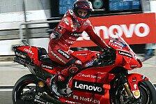 MotoGP - Bagnaia warnt: Auf keinen Fall die Reifen verheizen